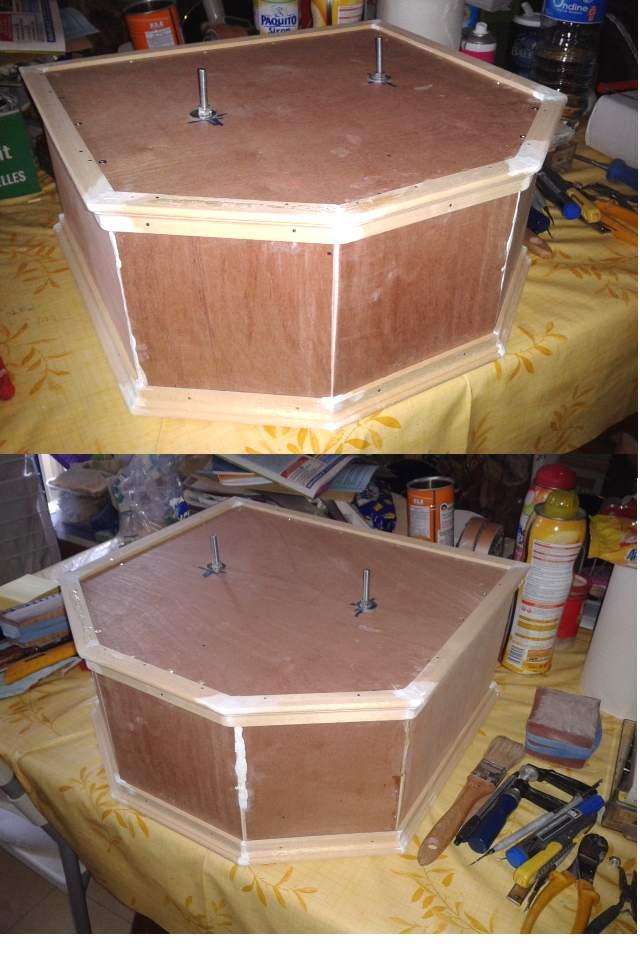création buste UNAS taille 1/1non juste le socle à créer Bcoffr10
