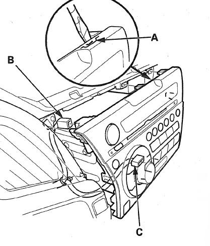 Changement Autoradio Pioneer 2 DIN 110