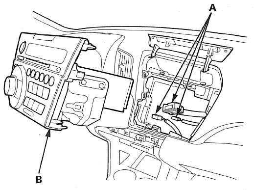 Changement Autoradio Pioneer 2 DIN 210