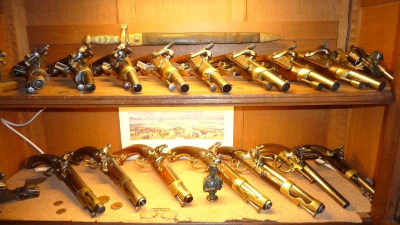 Voici ma collection de pistolets  00113