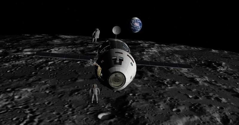 Immagini da Orbiter Antare10