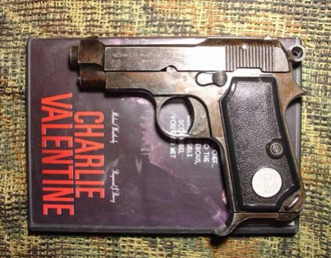 MGC (RMI) Beretta 1934, metal