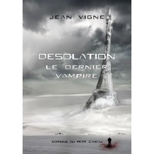 Rencontre avec Jean Vigne l'auteur de Désolation: Le dernier vampire et du roman Jeis aux éditions du Petit Caveau. Jean_v12