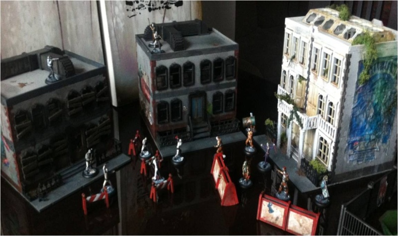 Arkham City made in Grob... Appart10