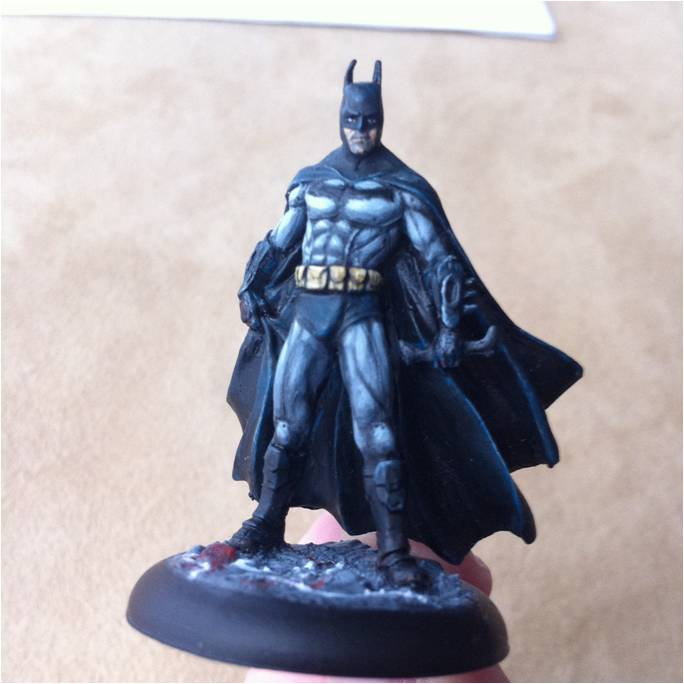 Galerie de Grob' - Page 2 Batman10