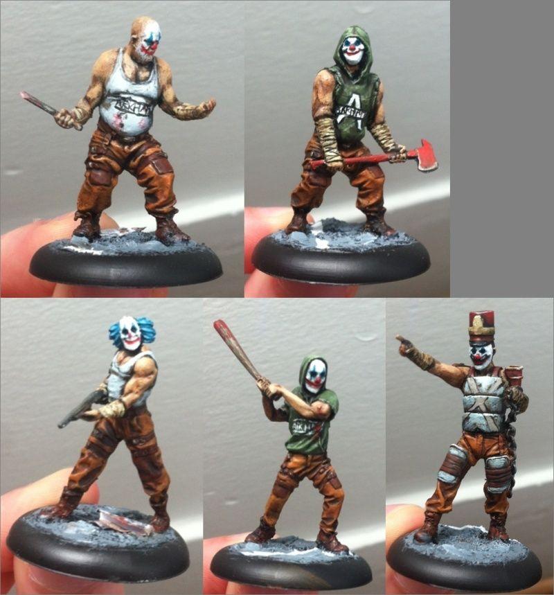 Galerie de Grob' - Page 2 Clowns10