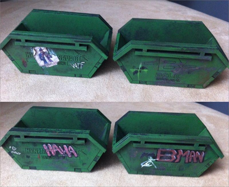 Arkham City made in Grob... Dumpst10
