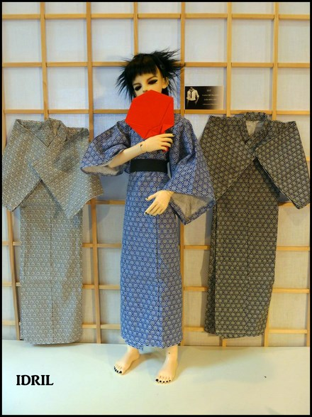 "[Vts]Vêtement ""homme"" homemade MSD/SD/EID : new yukata msd Sd_60_14"