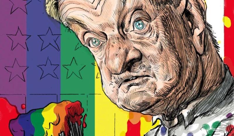 George Soros Funding the Transgender Movement  8_112011