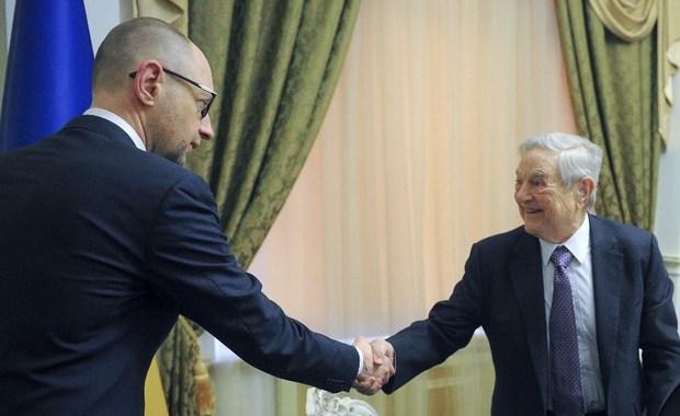 George Soros ruled Ukraine in 2014 Origin10