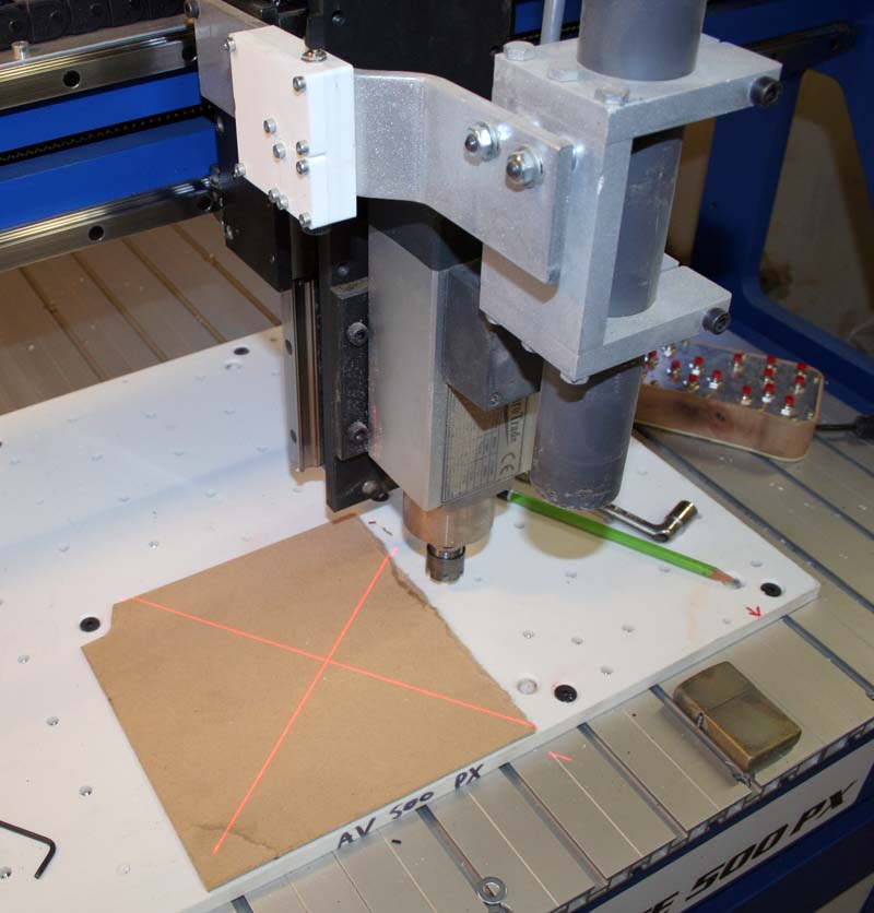 Ajout d'un centreur laser sur BZT PFE500PX Laser_14