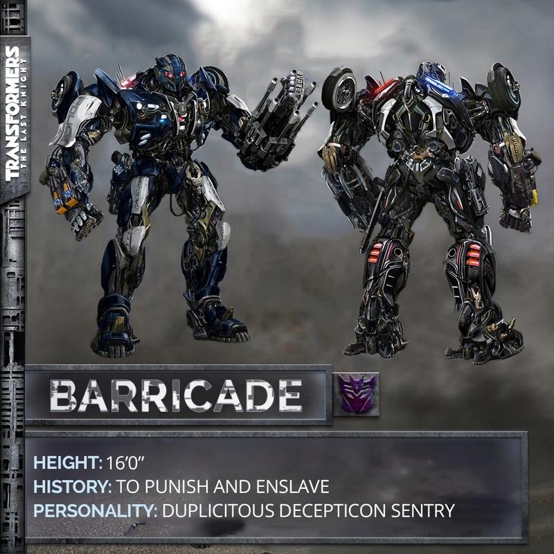 Transformers: The Last Knight Cpda9j10
