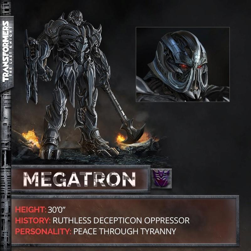 Transformers: The Last Knight Cphycg10