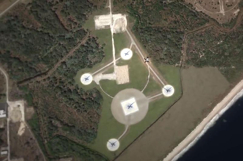 [SpaceX] Actualités et développements de la Falcon Heavy - Page 4 Spacex10