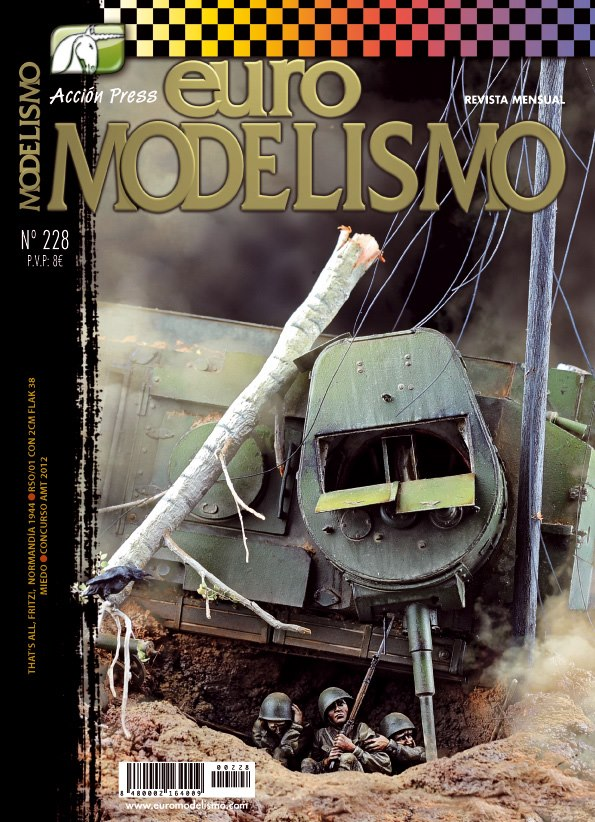 FEAR on cover of Euromodellismo 46323_10