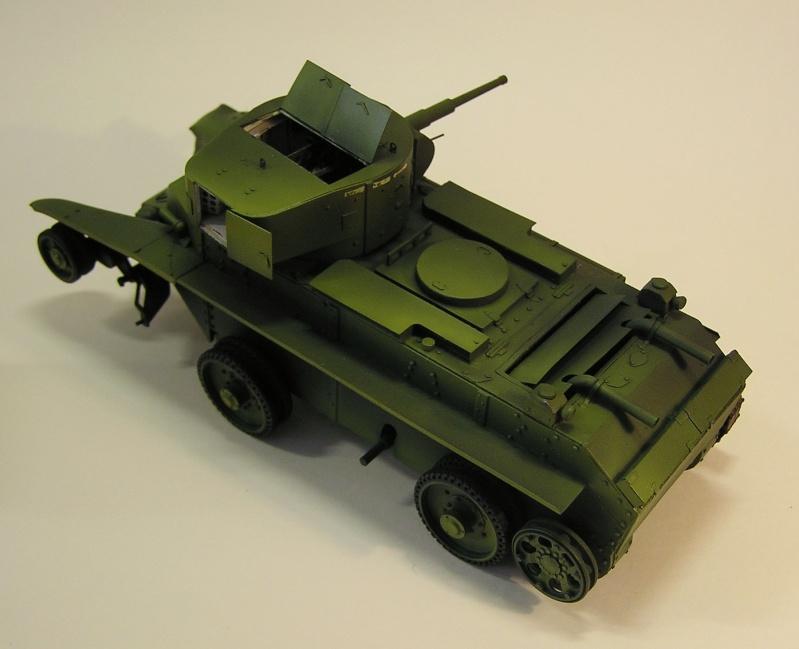 Soviet Fast Tank BT-7 1935 model/1-35 - Page 2 P1010010