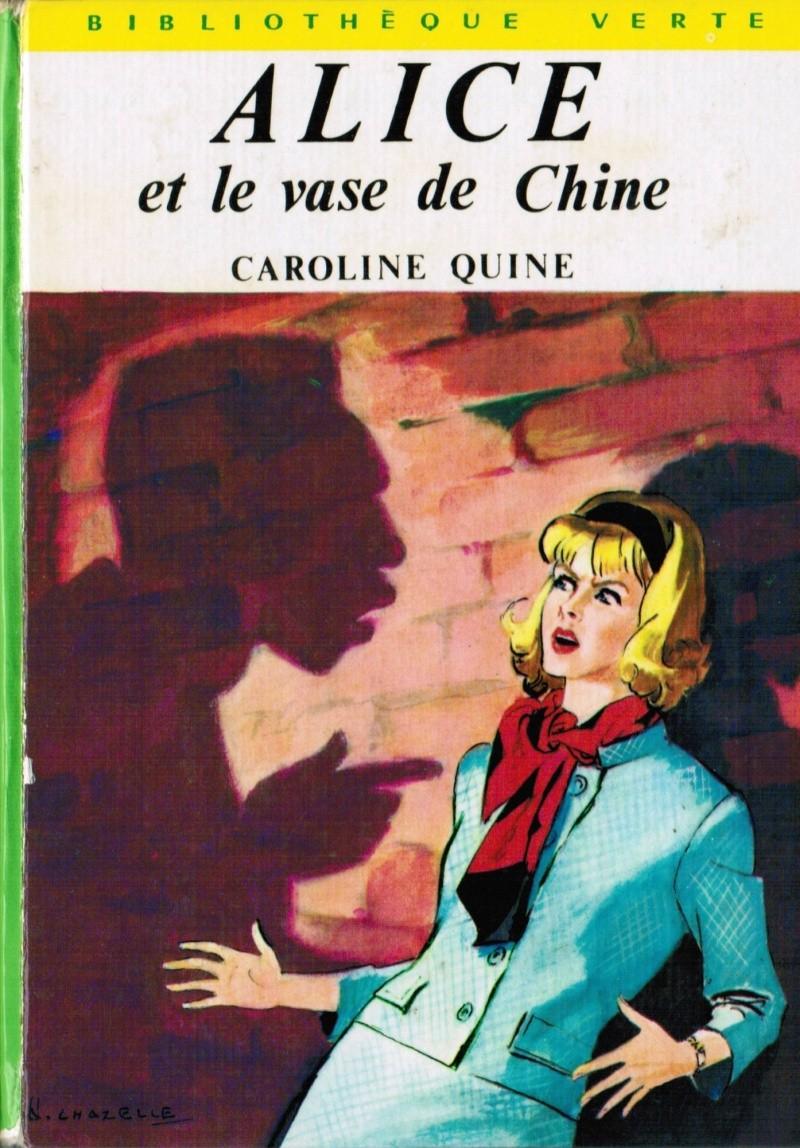 Recherches sur les anciennes éditions d'Alice (Titres 16 à 30)  Vasech11