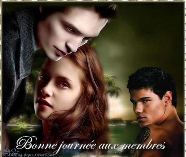 Bella et Edward: Twilight Cadeau11