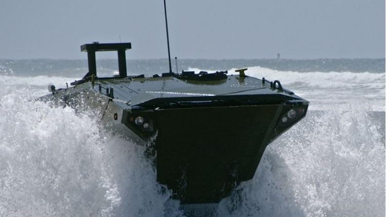 projet ACV de iveco et BAE systems pour les USMC...............en video et photos. 15314810