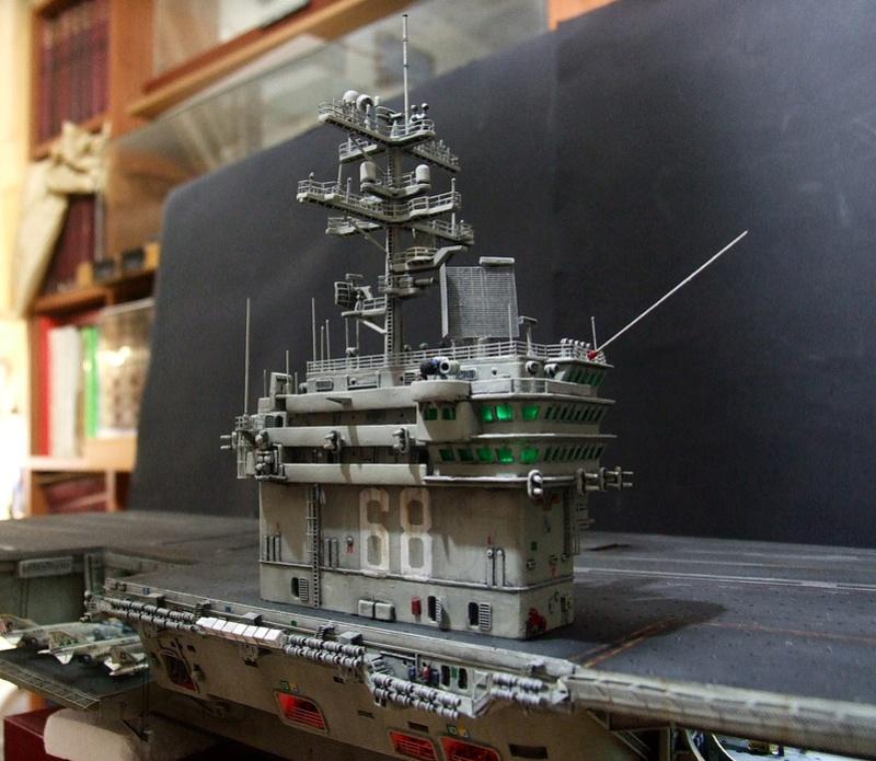 My new project..USS Nimitz CVN 68 1976  - Page 6 Dscf8521