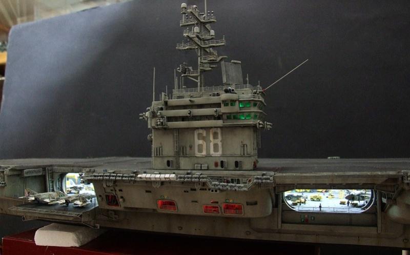 My new project..USS Nimitz CVN 68 1976  - Page 6 Dscf8526
