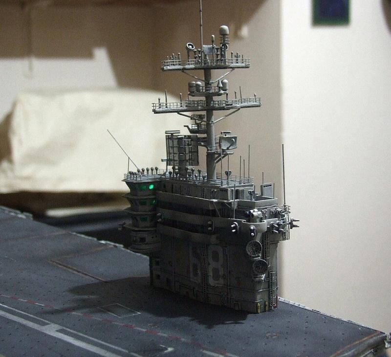 My new project..USS Nimitz CVN 68 1976  - Page 6 Dscf8528