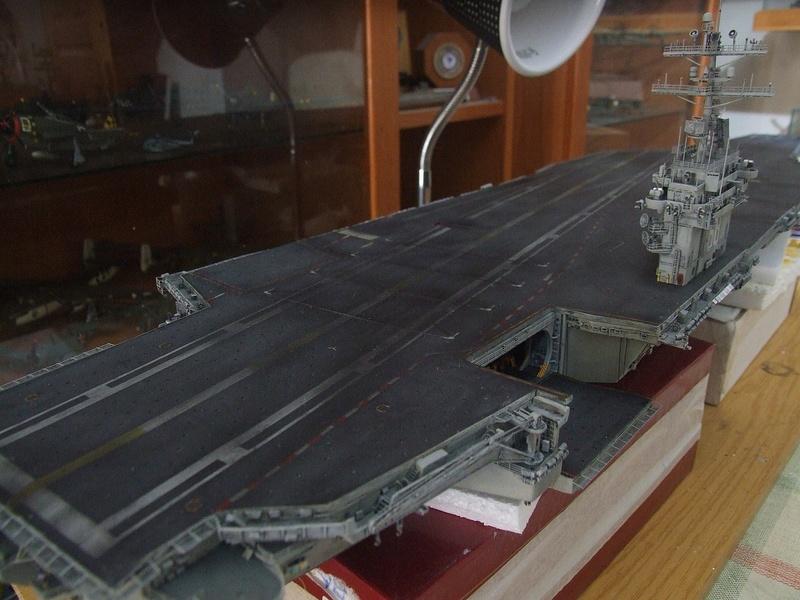 My new project..USS Nimitz CVN 68 1976  - Page 6 Dscf8610
