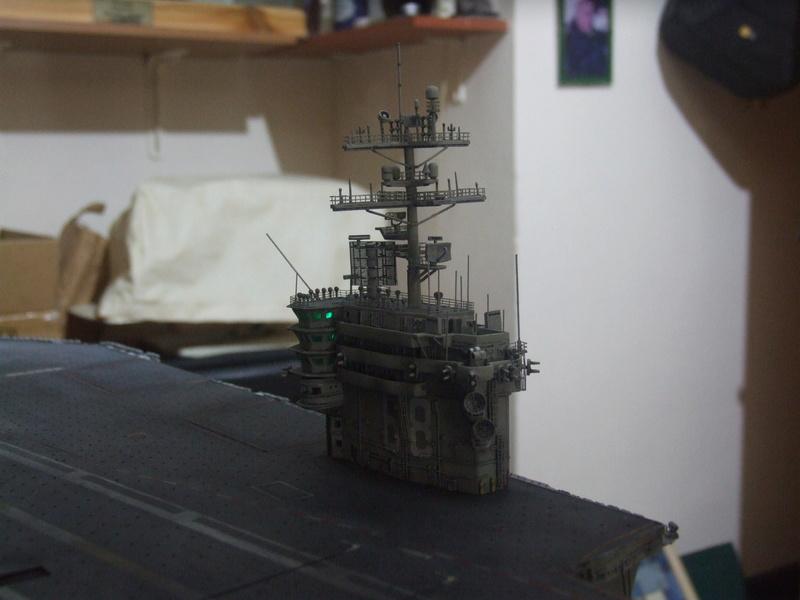 My new project..USS Nimitz CVN 68 1976  - Page 6 Dscf8611