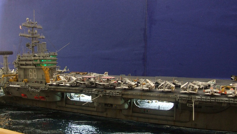 My new project..USS Nimitz CVN 68 1976  - Page 7 Dscf8618