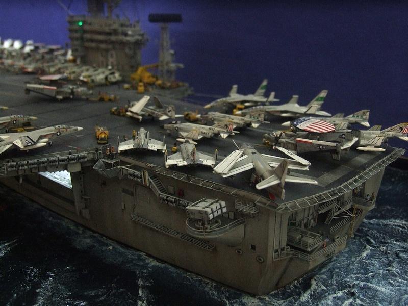My new project..USS Nimitz CVN 68 1976  - Page 7 Dscf8621