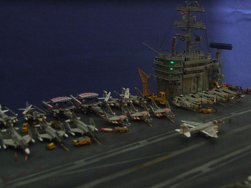 My new project..USS Nimitz CVN 68 1976  - Page 7 Dscf8711