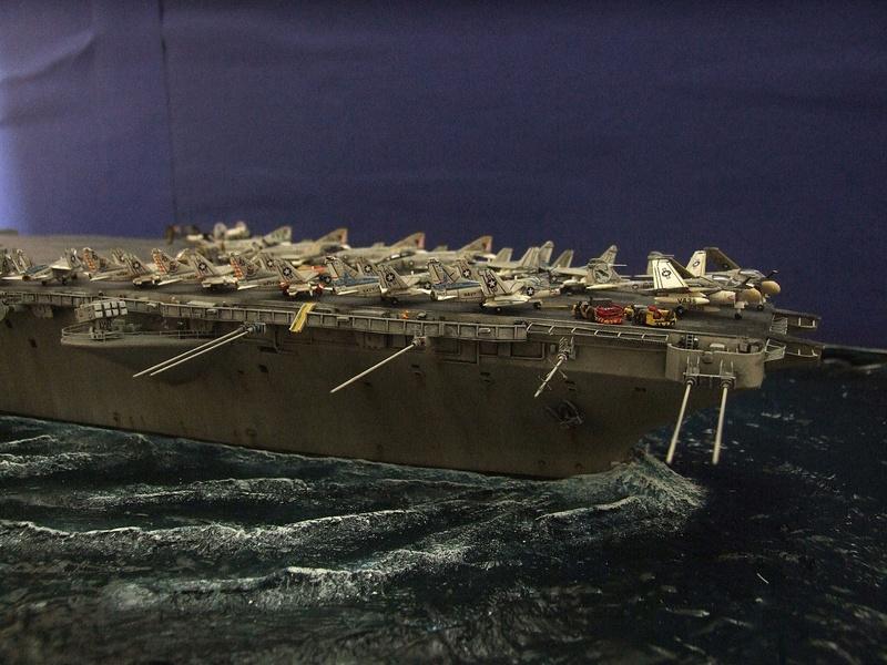 My new project..USS Nimitz CVN 68 1976  - Page 7 Dscf8714