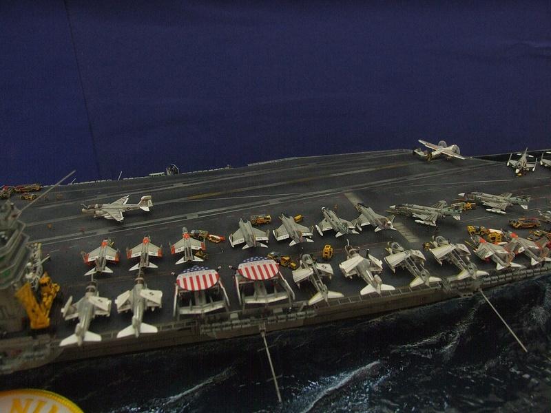 My new project..USS Nimitz CVN 68 1976  - Page 7 Dscf8715
