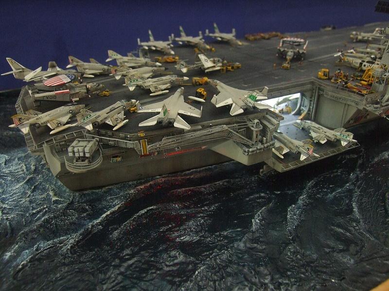 My new project..USS Nimitz CVN 68 1976  - Page 7 Dscf8717