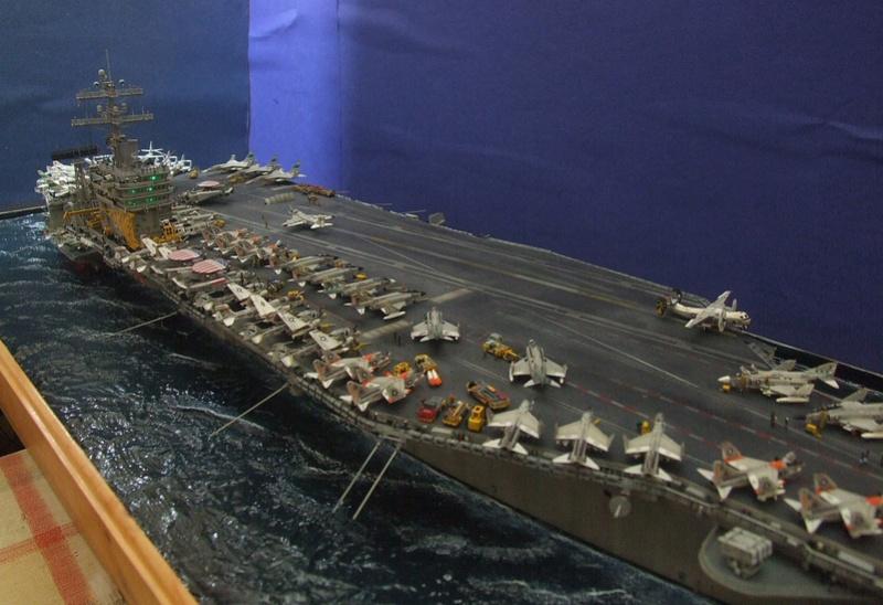 My new project..USS Nimitz CVN 68 1976  - Page 7 Dscf8724