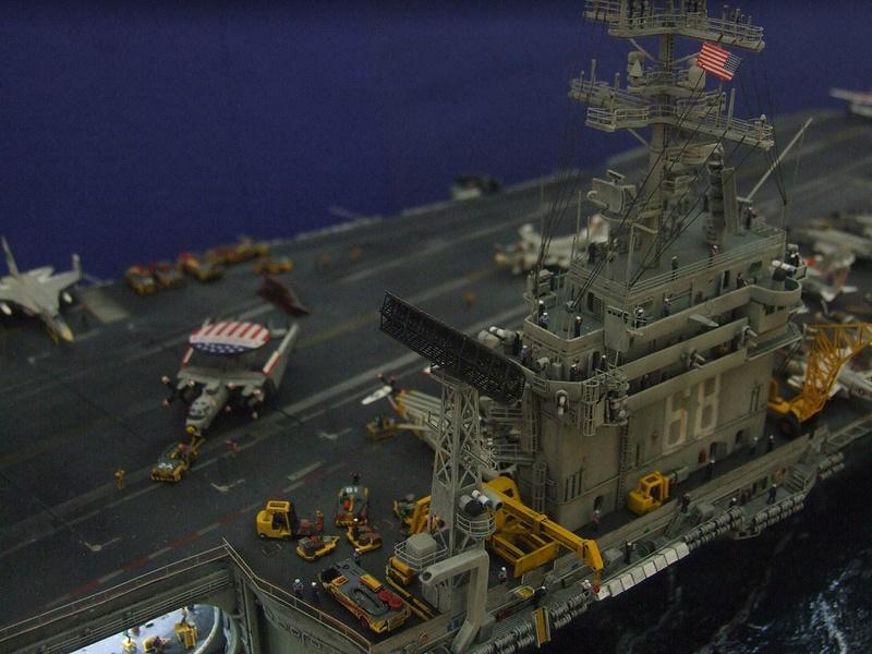 My new project..USS Nimitz CVN 68 1976  - Page 7 Dscf8725