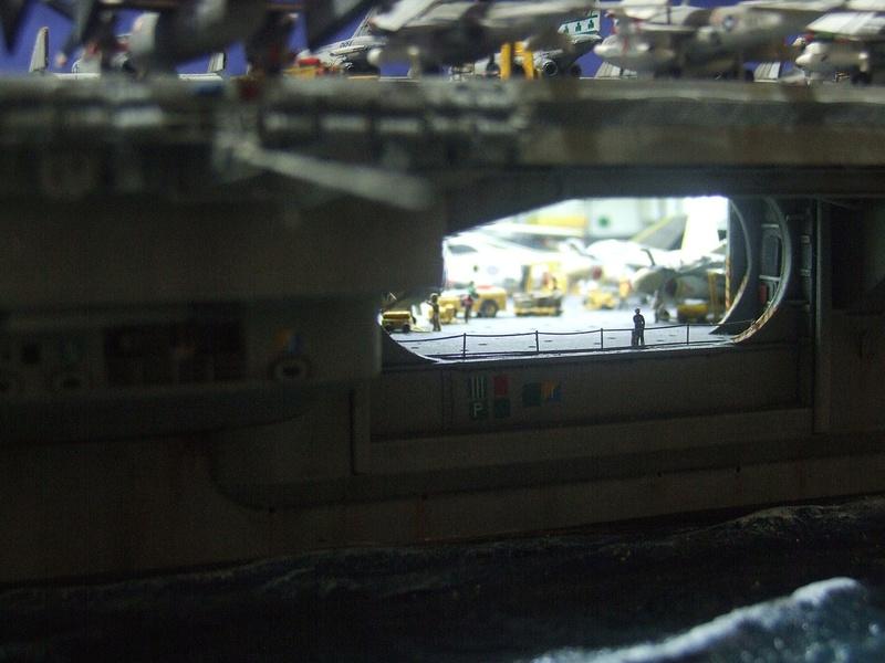 My new project..USS Nimitz CVN 68 1976  - Page 7 Dscf8731