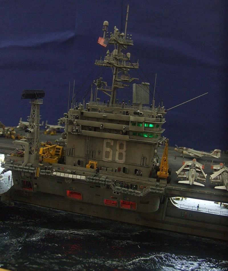 My new project..USS Nimitz CVN 68 1976  - Page 7 Dscf8732