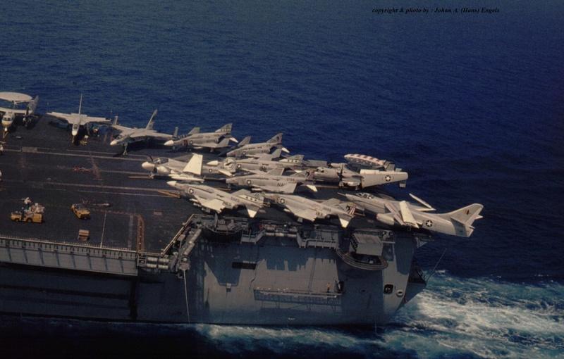 My new project..USS Nimitz CVN 68 1976  - Page 6 Uss-ni11