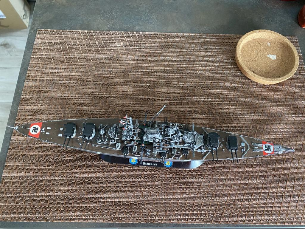 Bismarck 1/700 Revell 37483c10