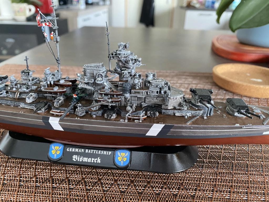 Bismarck 1/700 Revell 79150e10