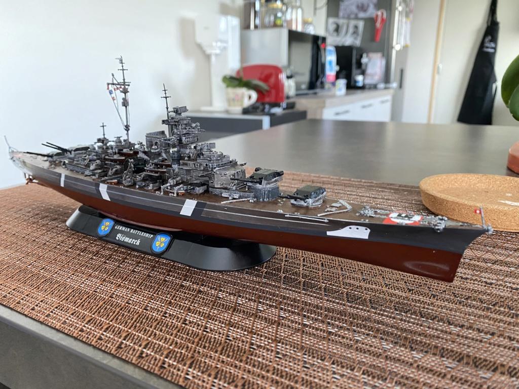 Bismarck 1/700 Revell 8aab9b10