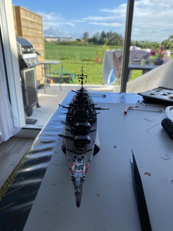Bismarck 1/700 Revell 9a036a10