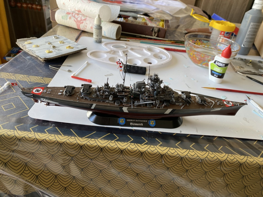 Bismarck 1/700 Revell A11af210