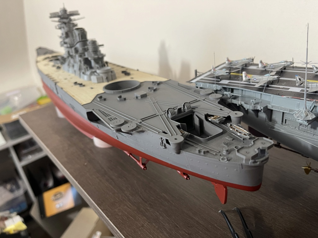 Cuirassé Yamato (Tamiya Premium 1/350°) de Nyms D39c8710