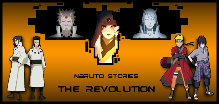 Naruto Stories: The Revolution
