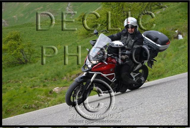 Se faire tirer le portrait en moto. Vars10