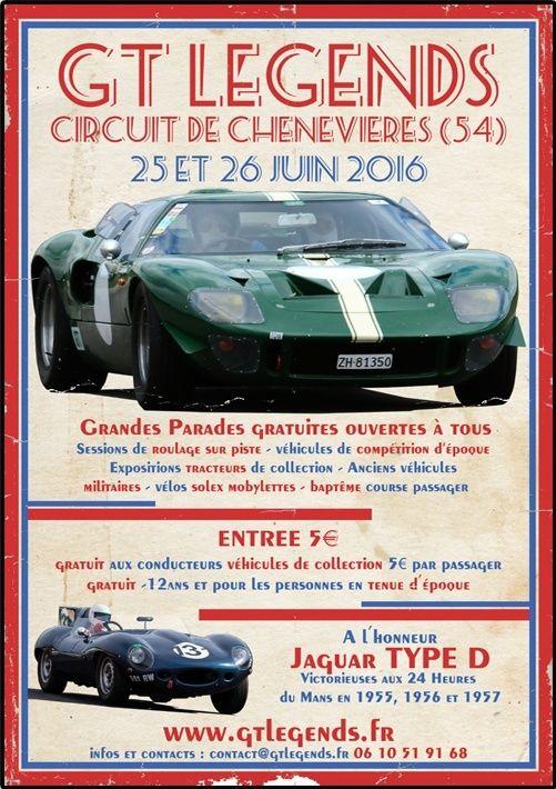 GT Legends Gt10