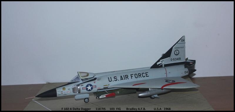 F 102 DELTA DAGGER F102110