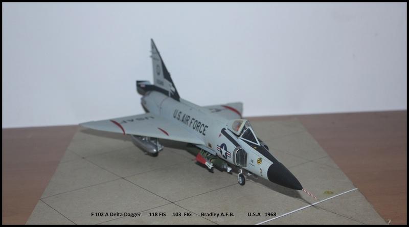 F 102 DELTA DAGGER F102210